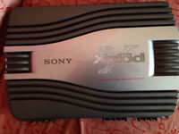 Sony Xplōd Amplifier