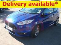 2014 Ford Fiesta 1.6 EcoBoost ST 3 DAMAGED REPAIRABLE SALVAGE