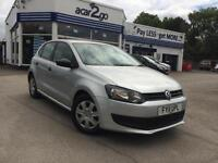 2011 Volkswagen POLO S A/C Manual Hatchback