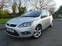 SUPERB 2008 DIESEL FORD FOCUS 1.6TDCI ZETEC SUPERB CONDITION £30 A YEAR TAX