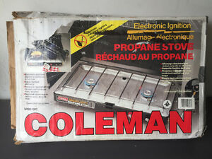 Coleman Camping Accessories - $200 (Abbotsford)