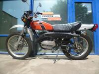 Classic Kawasaki KE250 / F-11 250B 1975 Outstanding Condition