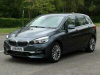 2018 BMW 2 Series 220d xDrive Luxury 5 Door Steptronic Automatic Hatchback Diese