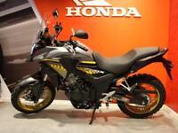HONDA CB500X RALLY-RAID edition * Only 35 Miles *