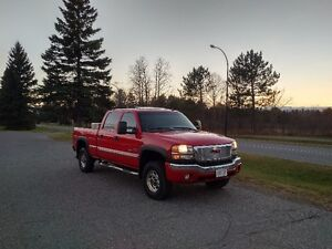 2006 GMC 2500 DURAMAX DIESEL FOR SALE