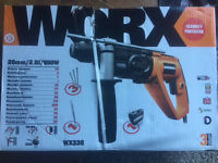 Worx SDS drill