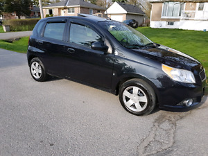 2009 Chevy Aveo LT only 112500 kms