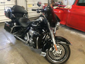 2012 Harley Ultra Limited