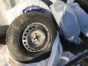 Ford Focus tires