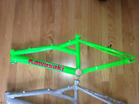 Kawasaki BMX frame wanted for custom project