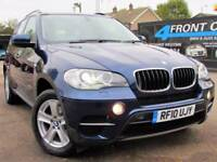 2010 BMW X5 30D SE AUTOMATIC 7 SEATER 4X4 DIESEL 4X4 DIESEL