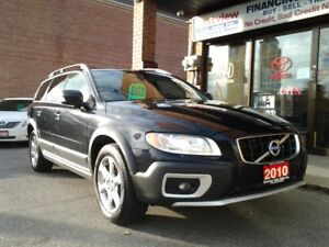 2010 Volvo XC70 NO ACCIDENT,AWD,AUTO,AIR,WAGEN,BLUETOOTH.$6999