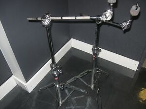 2 Gibalter cymbal Boom Stands