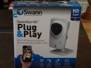 Swann HD Wi-Fi security Camera