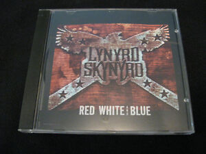 Lynyrd Skynyrd- Red White and Blue promo cd-Very good condition