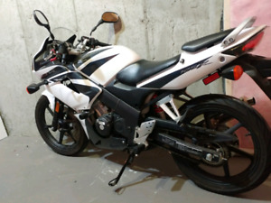 Rent Motorcycle for Class 6 Road Test or practice for road test