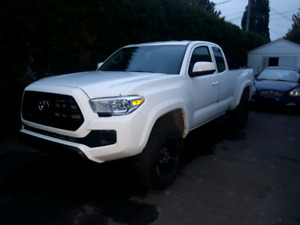 2017 toyota tacoma manual