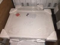 BRAND NEW Sealed 1100mm by 900mm Shower Tray