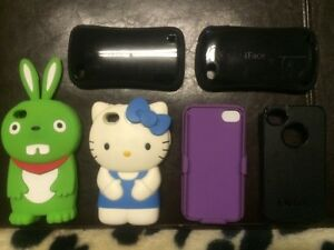 IPHONE 3, 3GS, 4, 4S, 5, 5S and 5SE Cases