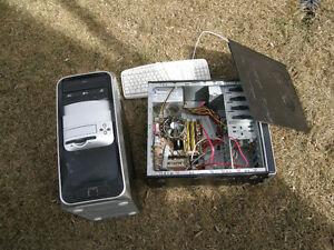Recherche Vieux PC Mac fonctionel ou non pour recyclage Gratuit