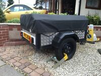 Car trailer 1 of a kind hand built to high stranded must be seen