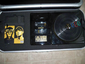 DJ HERO RENEGADE EDITION FOR PLAYSTATION 2 OR 3