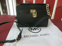 Michael Kors small leather handbag purse