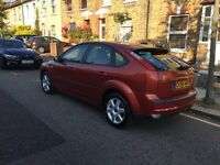 Ford Focus Sport 1.6 AUTO, Only 53k, 2 Owners, 6 Months MOT