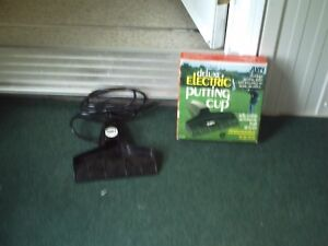 ELECTRIC GOLF PUTTING CUP