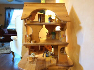 Waldorf doll house for sale