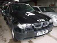 BMW X3. 2.0 DIESEL, MANUAL, PANORAMIC ROOF> MOT MARCH 2018