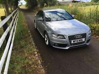2010 Audi A4 2.7 TDI S Line Multitronic Auto - HUGE SPEC + GREAT VALUE
