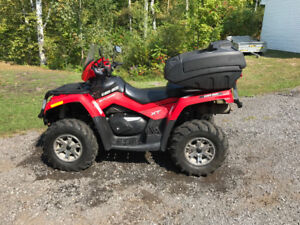 Can-AM Outlander Max XT 800R