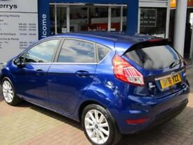 2016 FORD FIESTA 1.0 EcoBoost Titanium 5dr Powershift