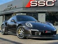 Porsche 911 3.8T 991 Turbo S PDK 4WD 2dr