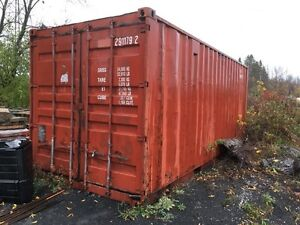 Shipping container Cornwall Ontario image 2