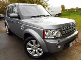 2013 Land Rover Discovery 3.0 SDV6 255 HSE 5dr Auto Rear Entertainment! Rear ...