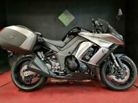 KAWASAKI Z1000SX 2014. FSH. 4268 MILES. 1 OWNER. NEW TYRES. LOVELY CONDITION