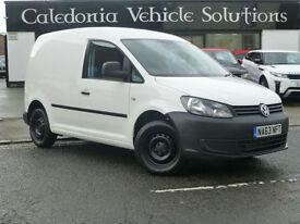 2013 63 Volkswagen Caddy 1.6TDI ( 75PS ) C20 Startline