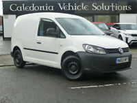 2013 63 Volkswagen Caddy 1.6TDI ( 75PS ) C20 Startline