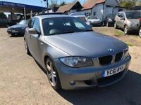 2011 BMW 1 Series 2.0 120d M Sport Sports Hatch 5dr