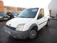 FORD TRANSIT CONNECT 1.8TDCi T200 SWB SPARES AND REPAIRS