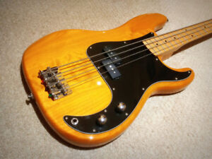 Fender Squier Vintage Modified BASS - $235