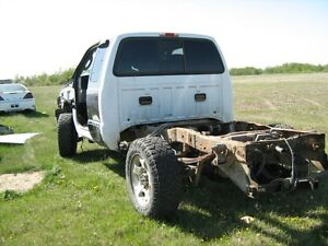 99-08 5.4L auto trans, trasnfer case, front & rear diff and more