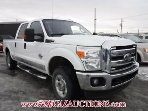 2011 FORD F250 S/D  CREW CAB 4WD
