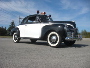 1941 Plymouth 2 door Coupe - Movie Prop Car