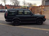 2001 Land Rover Discovery 2 2.5 Td5 Adventurer 5dr SUV, Great 4X4, £2,200 p/x welcome