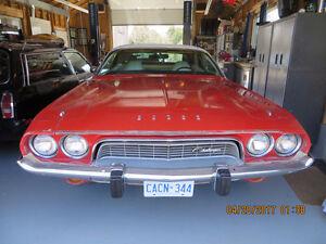 1973 Dodge Challenger (California car)