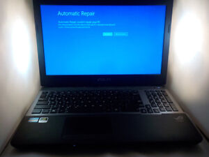 ASUS GAMING LAPTOP FOR PARTS! MAKE AN OFFER!!