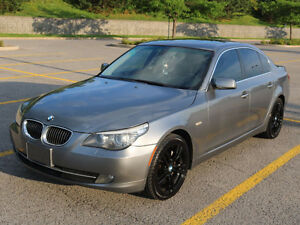 2008 BMW 5-Series 528xi Sedan